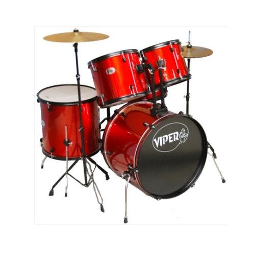 Viper Drum Kit - Red