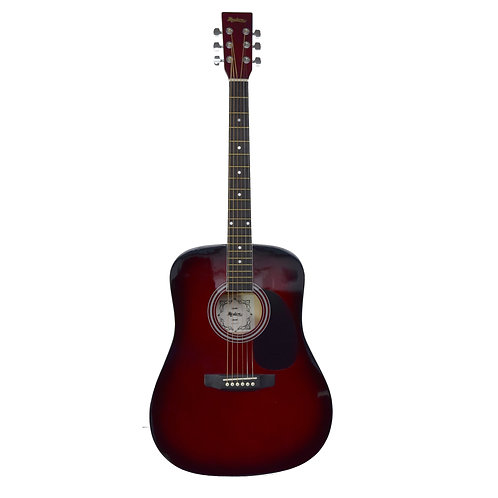 Madera Acoustic Guitar - Wine Red