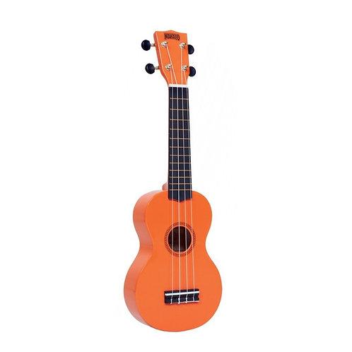 Mahalo Ukulele - Orange