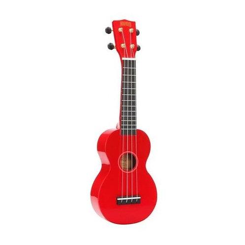 Mahalo Ukulele - Red