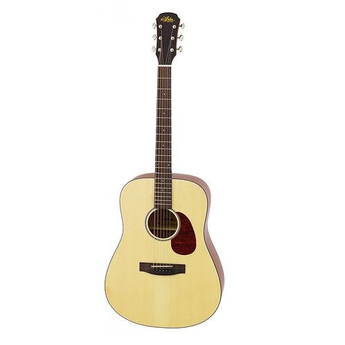 Aria 111 Acoustic Guitar - Natural