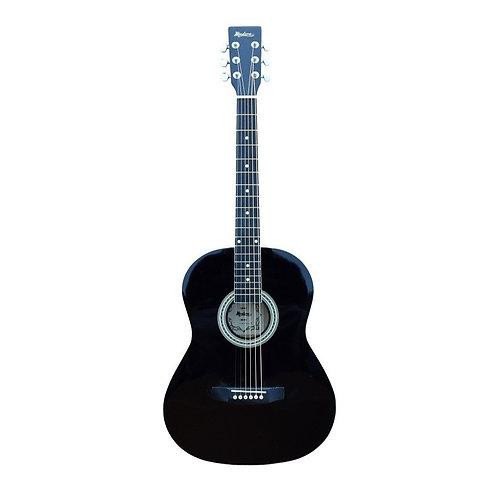 Madera  3/4 Acoustic Guitar - Black