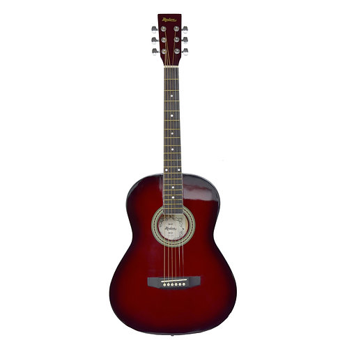 Madera  3/4 Acoustic Guitar - Wine Red