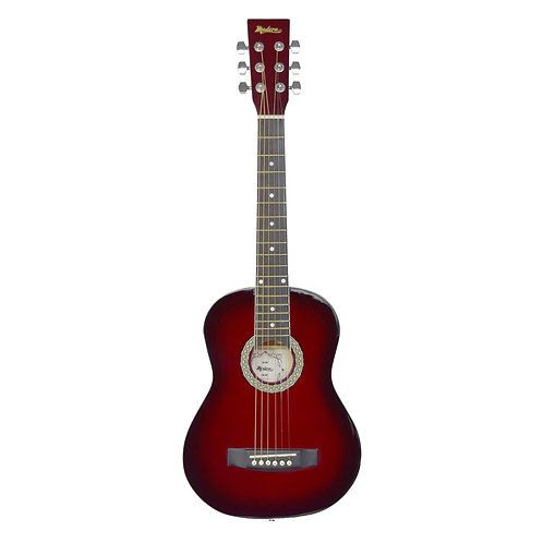 Madera  1/2 Acoustic Guitar - Wine Red