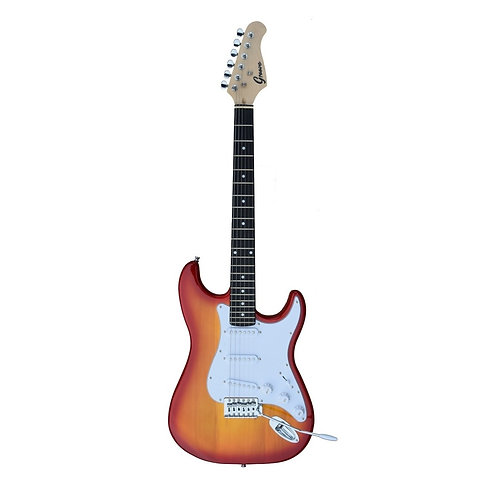 Groove Stratocaster - Cherry Burst