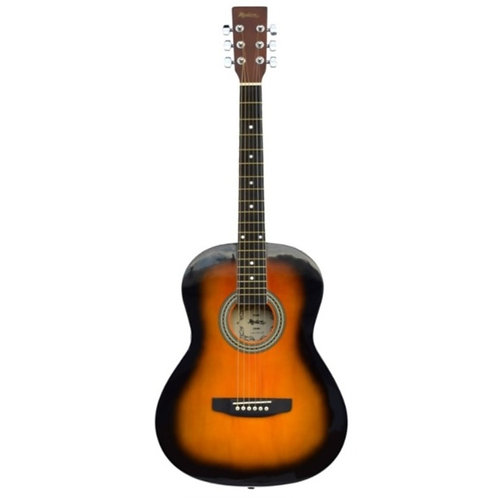 Madera  3/4 Acoustic Guitar - Tobacco Burst
