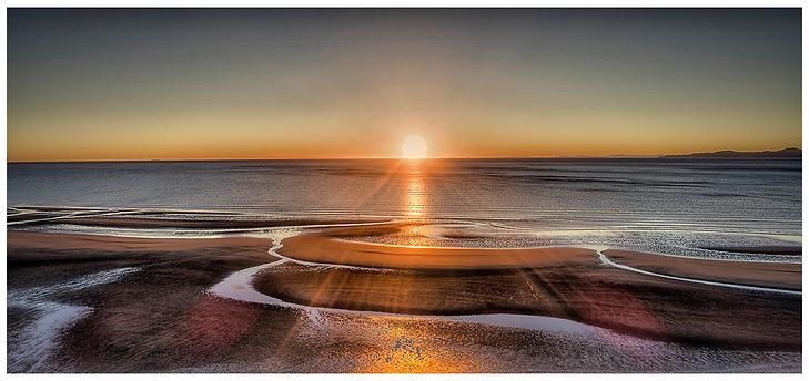 Sunrise_Golden_Beach_Sea_Patterns_Pakawau