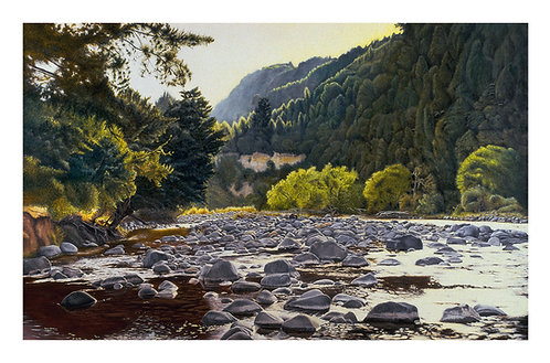 Whakapapa River