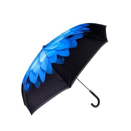 Deluxe blue flower