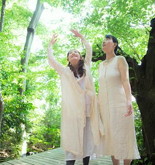 森のポエトリーと妖精の食事会