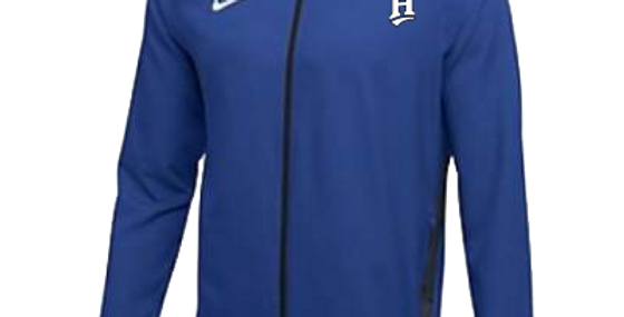 Embroidered Nike Warm Up Jacket