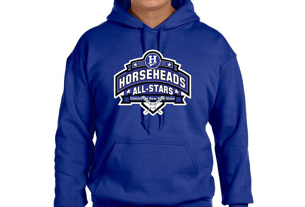 YOUTH Royal Blue Unisex Hoodie