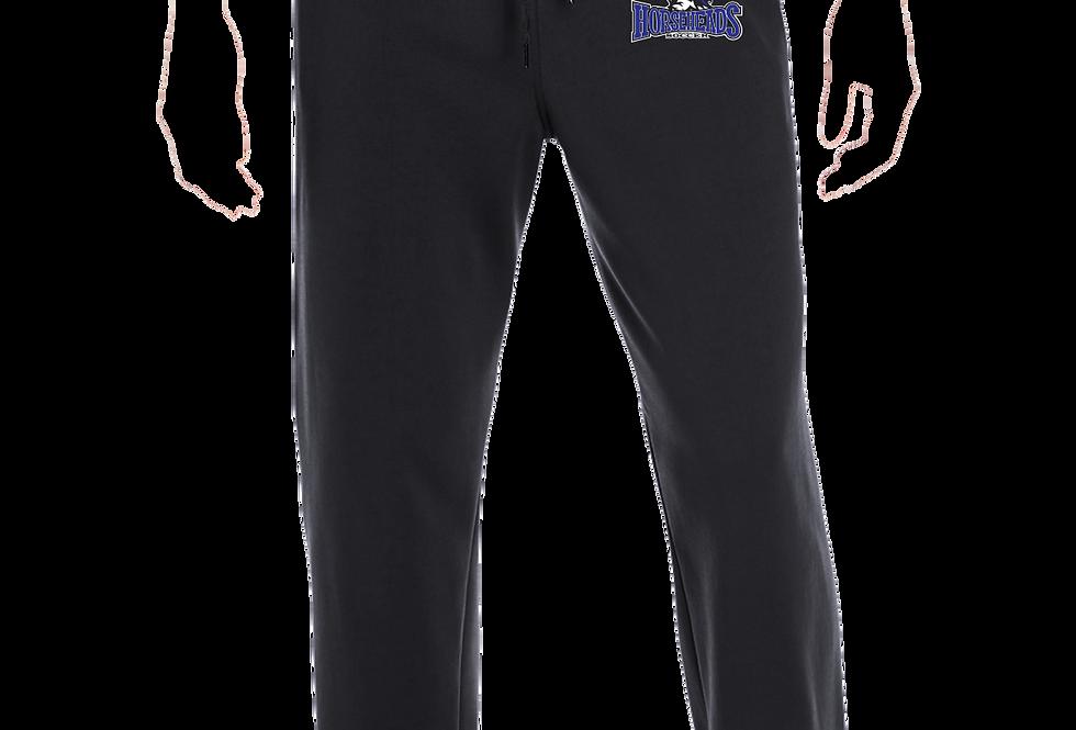 Black Performance Sweat Pants