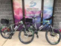 Police Bicycles Custom Vinyl Graphic