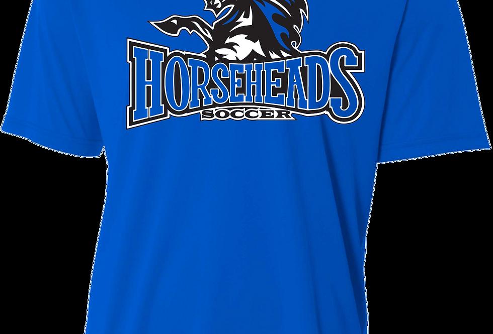 Royal Blue Performance T-Shirt
