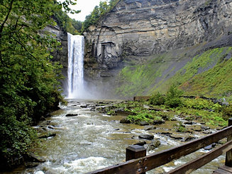 {pht}Taughannock Falls - Mikaila Odell{p