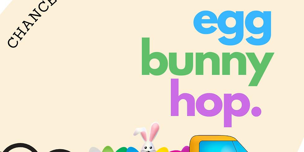 Easter Egg Bunny Hop