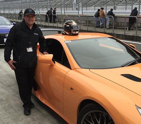 Jerry Nadeau at Fuji Speedway