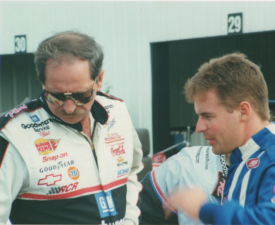 Earnhardt in 1999
