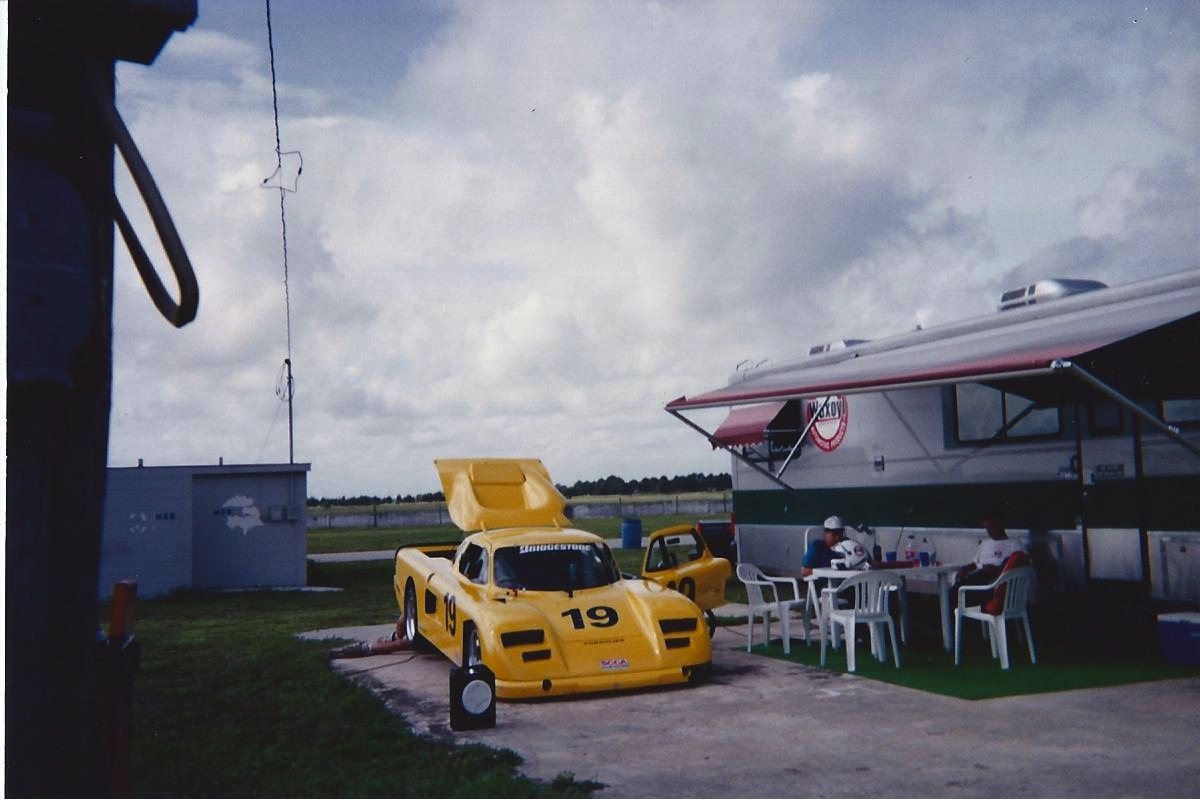 Test in Consulier at Sebring