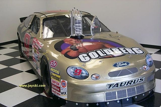 My Goldberg Car