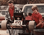 Poughkepsie Speedway w/ Dad