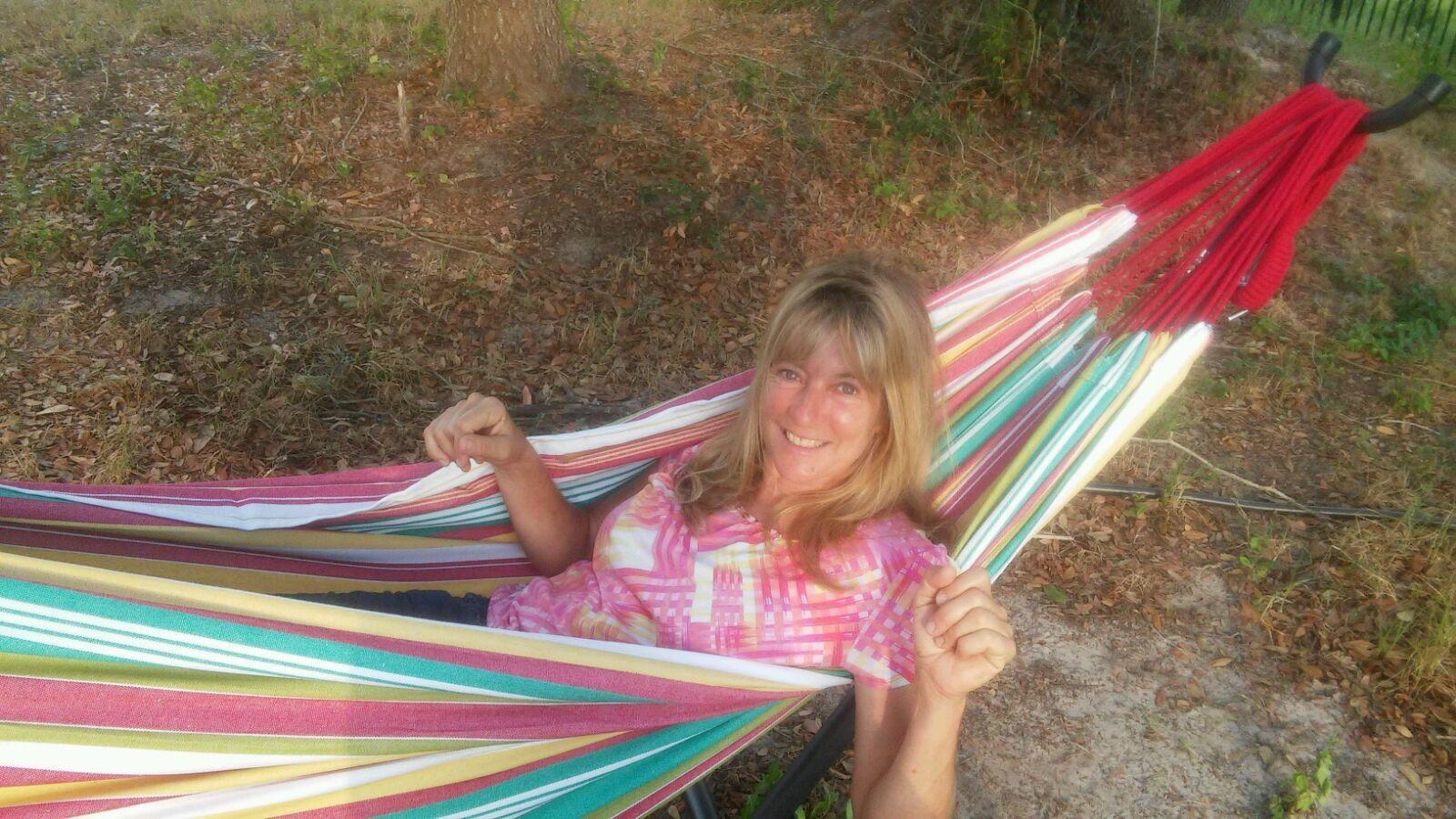 My sissy Debbie