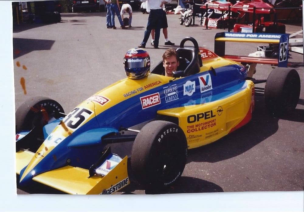 Formula Opel Car