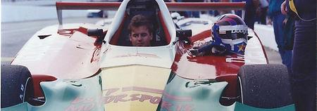 Jerry Nadeau racecar driver