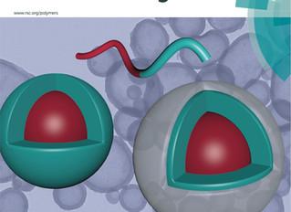 Polymer Chemistry Cover!