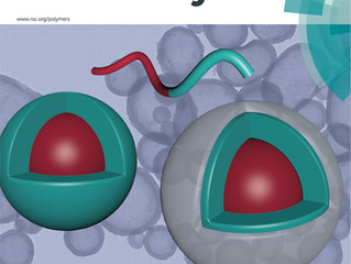Polymer Chemistry Cover!