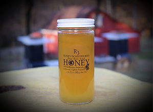 Honey Hoarder Bees 11oz. Honey