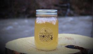 Honey Hoarder Bees 20oz. Honey