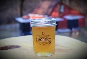 Honey Hoarder Bees 9oz. Honey