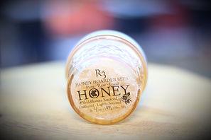 Honey Hoarder Bees 4oz. Honey
