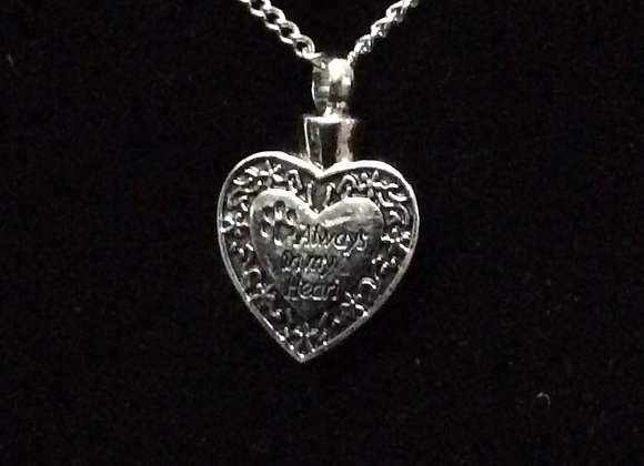 """""""Always In My Heart"""" Necklace"""