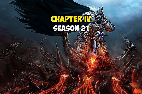 Journey Chapter I-IV Season 21 EU