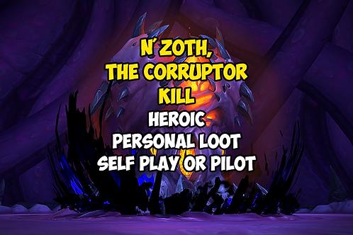 N'Zoth, the Corruptor Heroic Kill