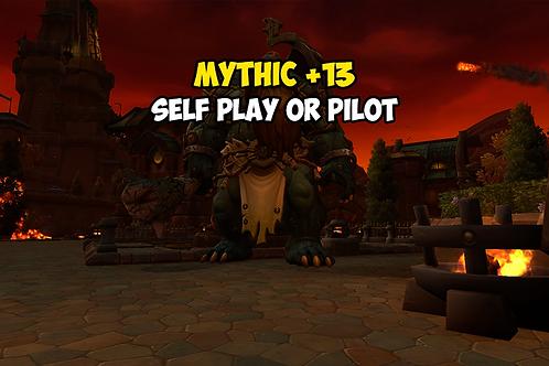 Mythic +13 EU