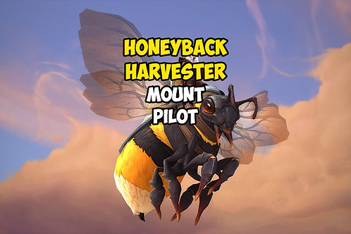 Honeyback Harvester