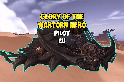 Glory of the Wartorn Hero