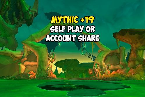 Mythic +19
