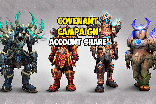 Covenant Campaign (Chapters)