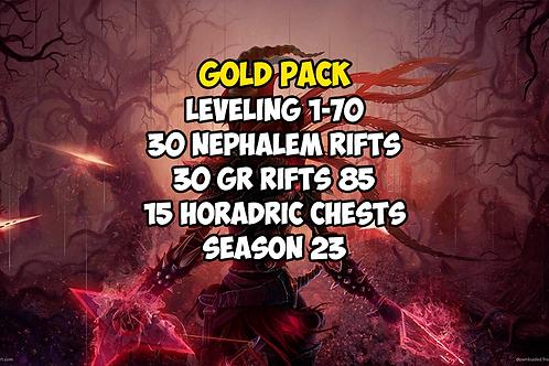 [PROMO] Gold Pack Season 23 EU
