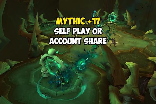 Mythic +17