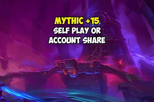 Mythic +15