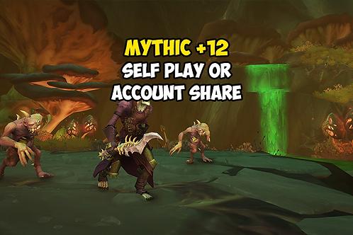 Mythic +12