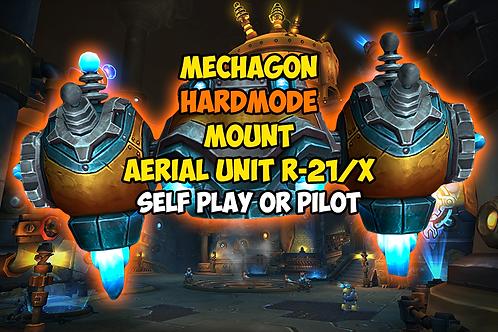 Mechagon Hardmode + Aerial Unit R-21/X EU