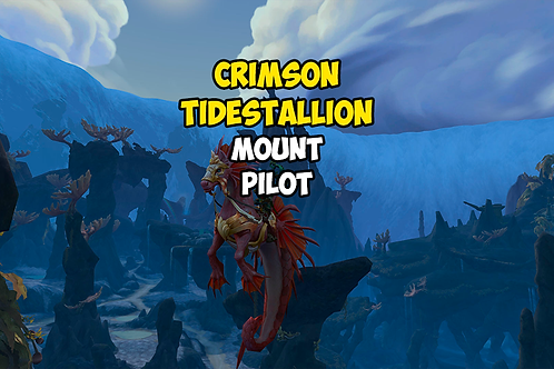 Crimson Tidestallion