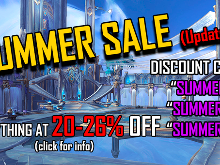 (Updated) SUMMER SALE - New Promo | Site news [05]